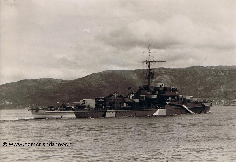 La Marine néerlandaise sauf cuirassés,croiseurs,destroyers  K2_ber10