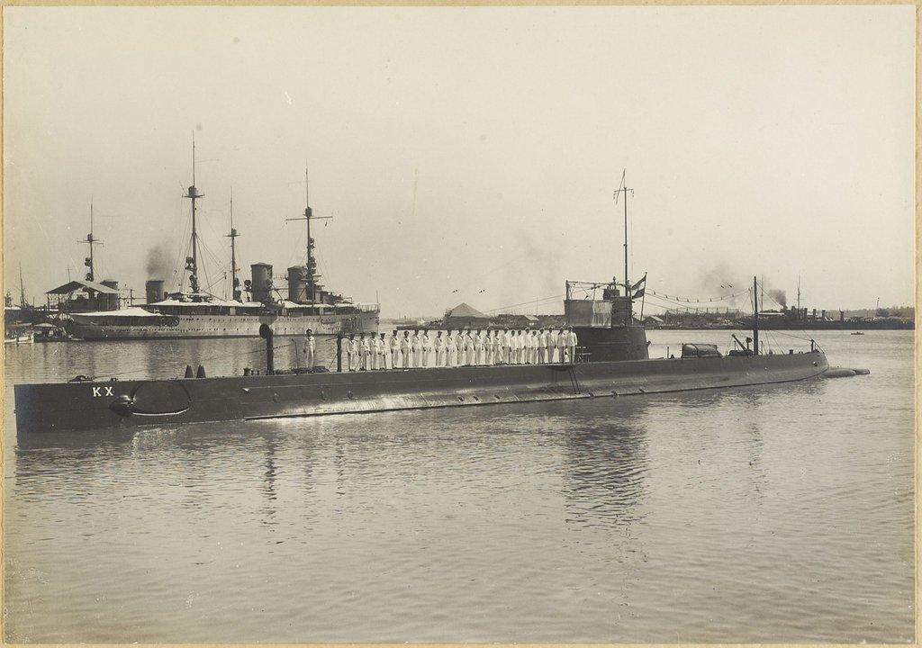 Les sous-marins néerlandais K_10_210