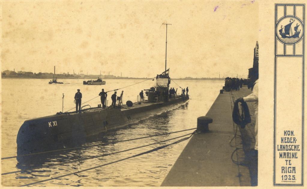 Les sous-marins néerlandais K_11_110