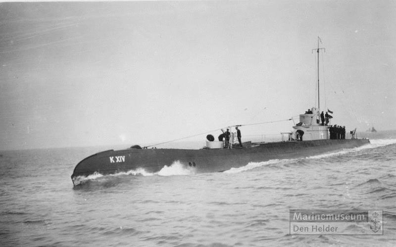Les sous-marins néerlandais K_14_w10