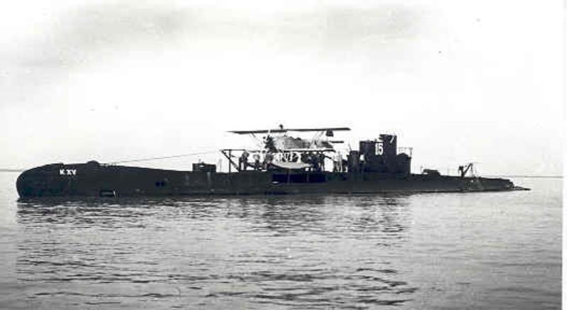Les sous-marins néerlandais K_15_110