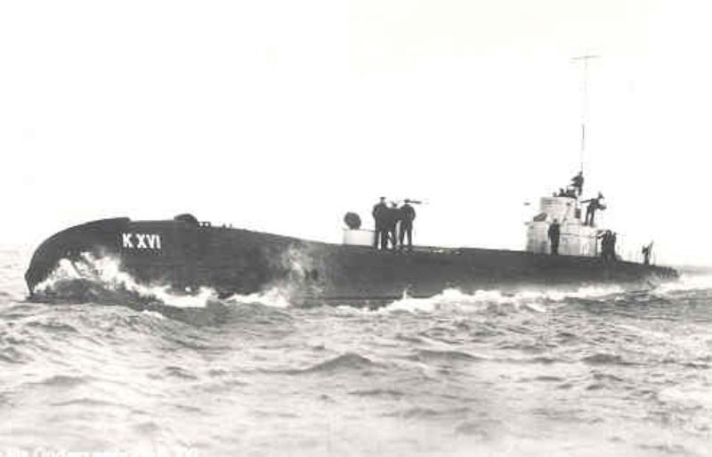 Les sous-marins néerlandais K_16_w10