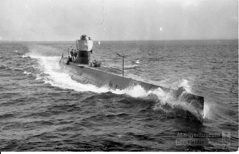 Les sous-marins néerlandais K_8_ww10