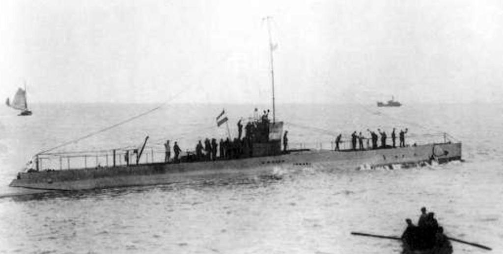 Les sous-marins néerlandais K_iii_10