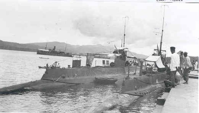 Les sous-marins néerlandais K_iii_11