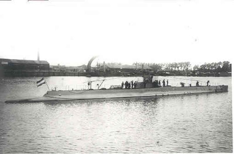 Les sous-marins néerlandais K_iv_110