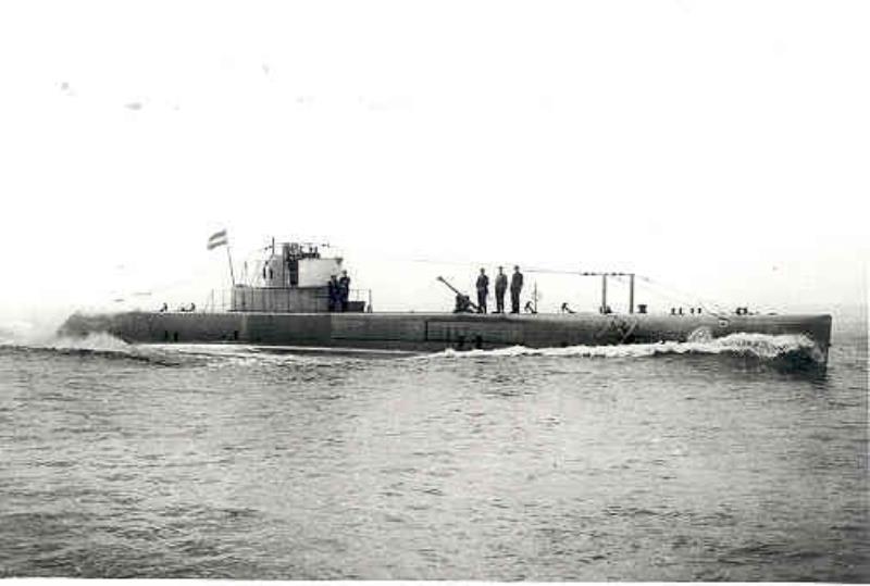Les sous-marins néerlandais K_v_ww10