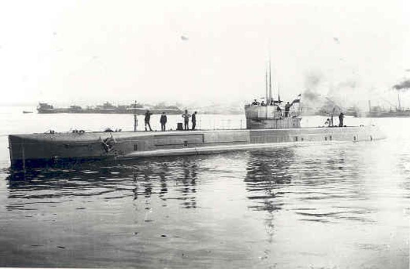 Les sous-marins néerlandais K_vi_110