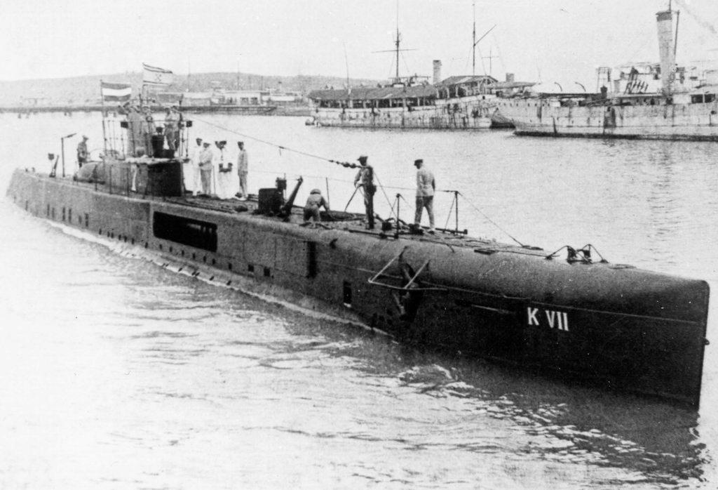 Les sous-marins néerlandais K_vii_10
