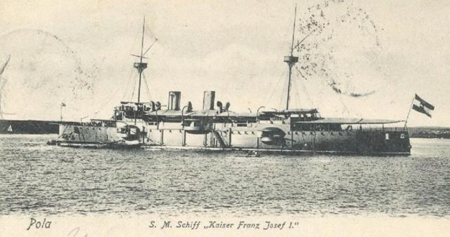 Marine Austro-Hongroise  - Page 3 Kaiser12