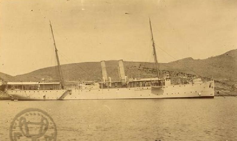 Marine grecque  - Page 2 Kanari10