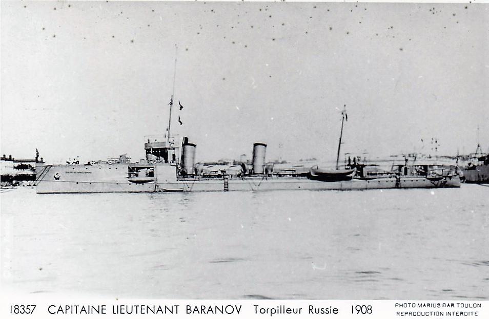 Destroyers russes/Soviétiques  - Page 7 Kapita13