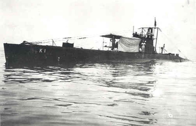 Les sous-marins néerlandais Ki_19210