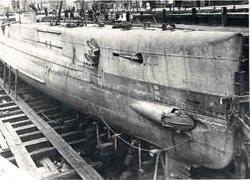 Les sous-marins néerlandais Kii_1911