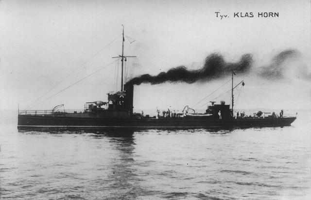 Marine finlandaise  Klas-h11