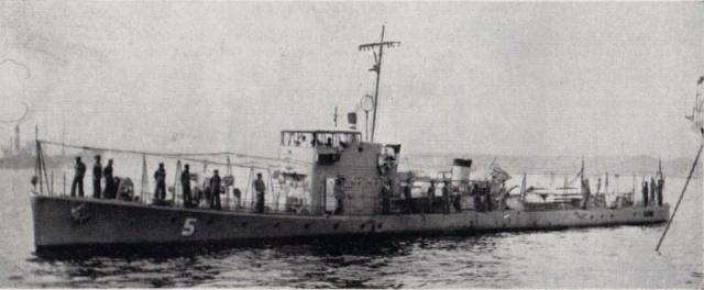Marine thaïlandaise  Klongy10