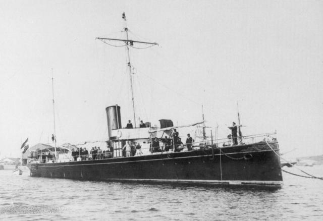 Marine Austro-Hongroise  - Page 2 Komet_10