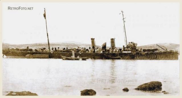 Marine Austro-Hongroise  - Page 2 Komet_11
