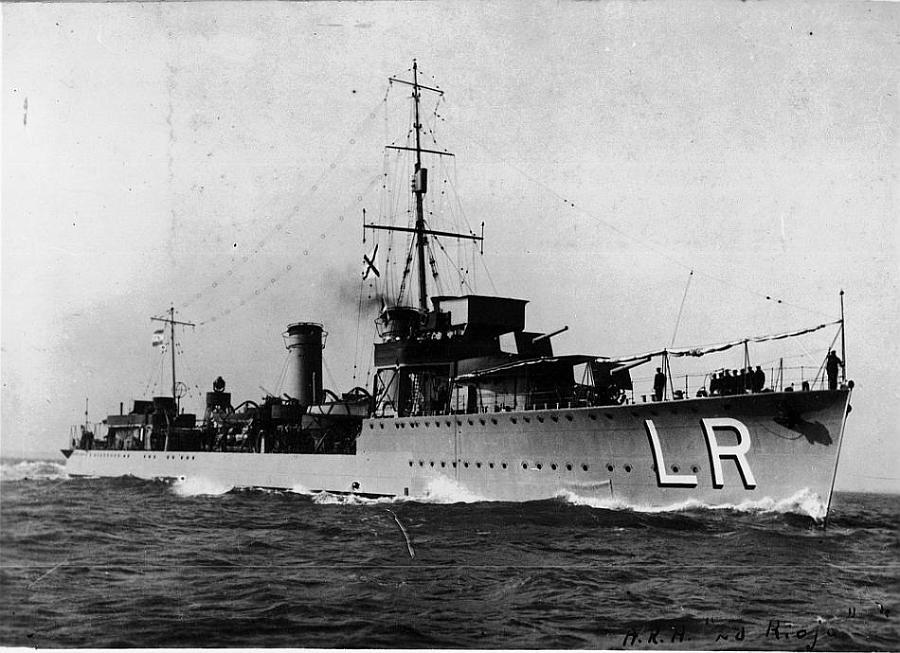 Marine argentine La_rio10