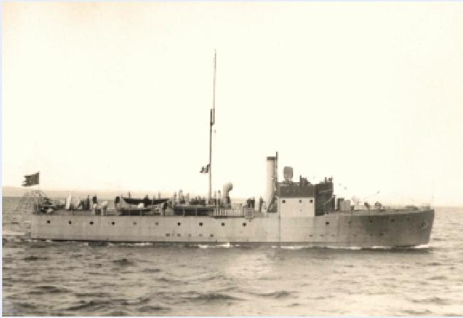 Marine norvégienne  Laugen10