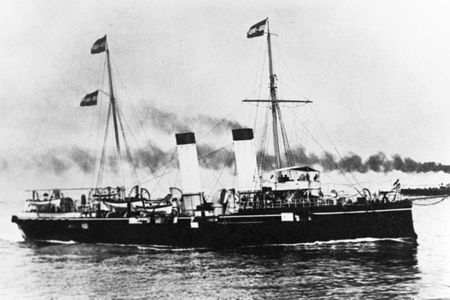 Marine Austro-Hongroise  - Page 3 Leopar10