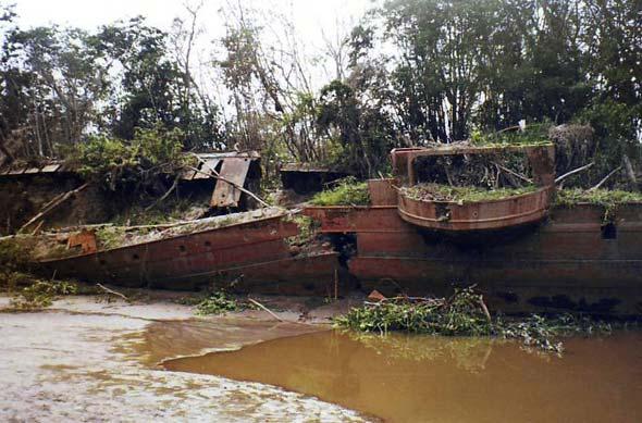 Marine du Perou  Lima_110
