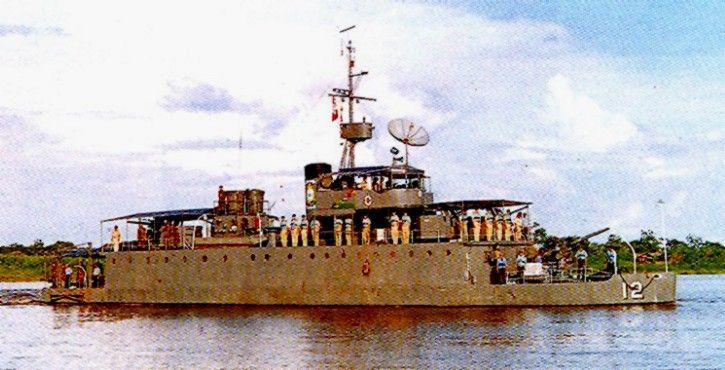 Marine du Perou  - Page 2 Loreto10