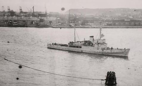 La Marine néerlandaise sauf cuirassés,croiseurs,destroyers  M553_e10