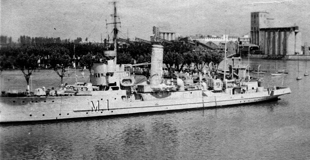 Marine argentine M_1_ba10