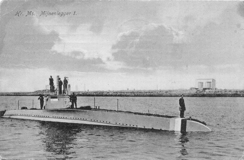 Les sous-marins néerlandais M_1_ha10