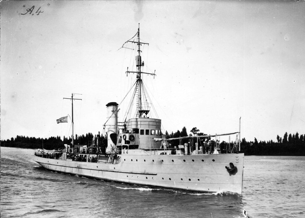 Marine argentine M_4_ki10