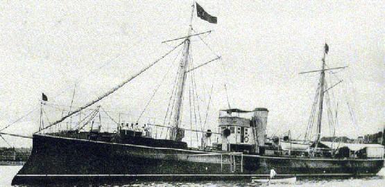 Destroyers; torpilleurs et avisos torpilleurs espagnols Marque10