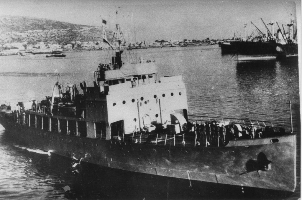 Marine israélienne  Matzpe10