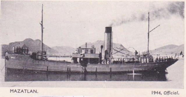 Marine Mexicaine  Mazatl10