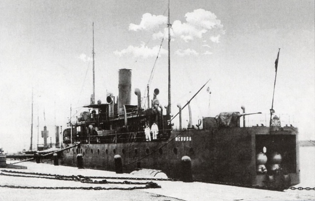 La Marine néerlandaise sauf cuirassés,croiseurs,destroyers  Medusa10