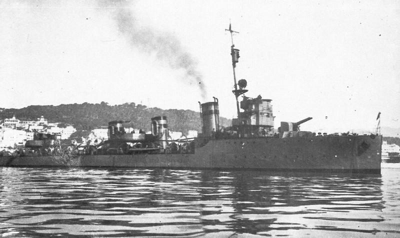 Destroyers; torpilleurs et avisos torpilleurs espagnols Mellil10