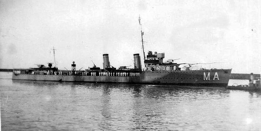 Marine argentine Mendos10