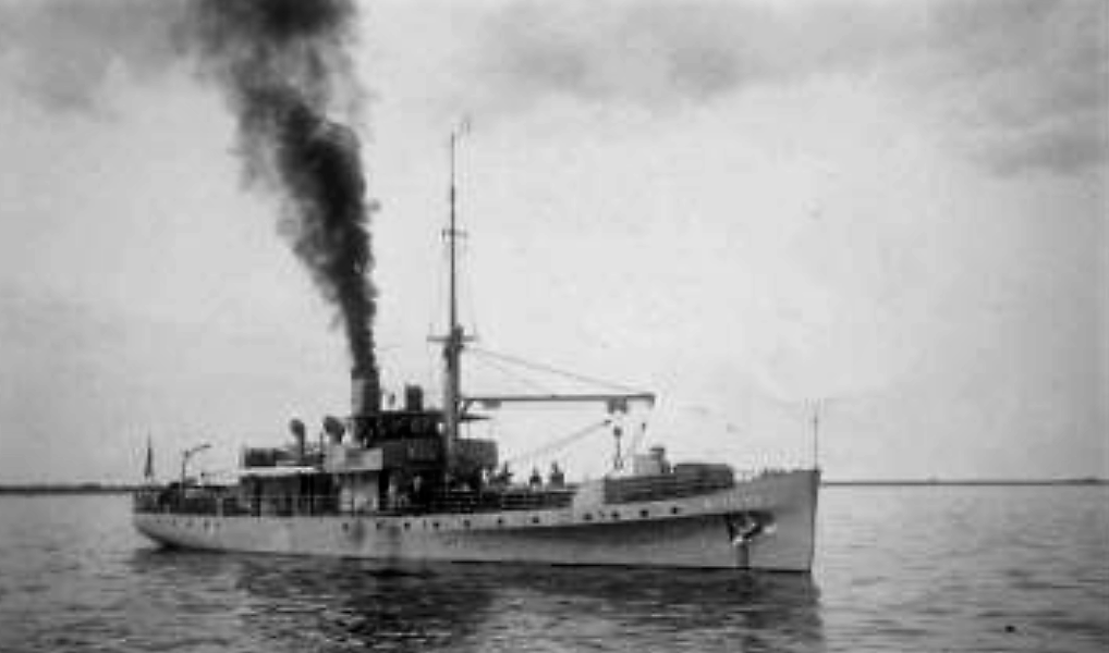 La Marine néerlandaise sauf cuirassés,croiseurs,destroyers  - Page 2 Mercuu10