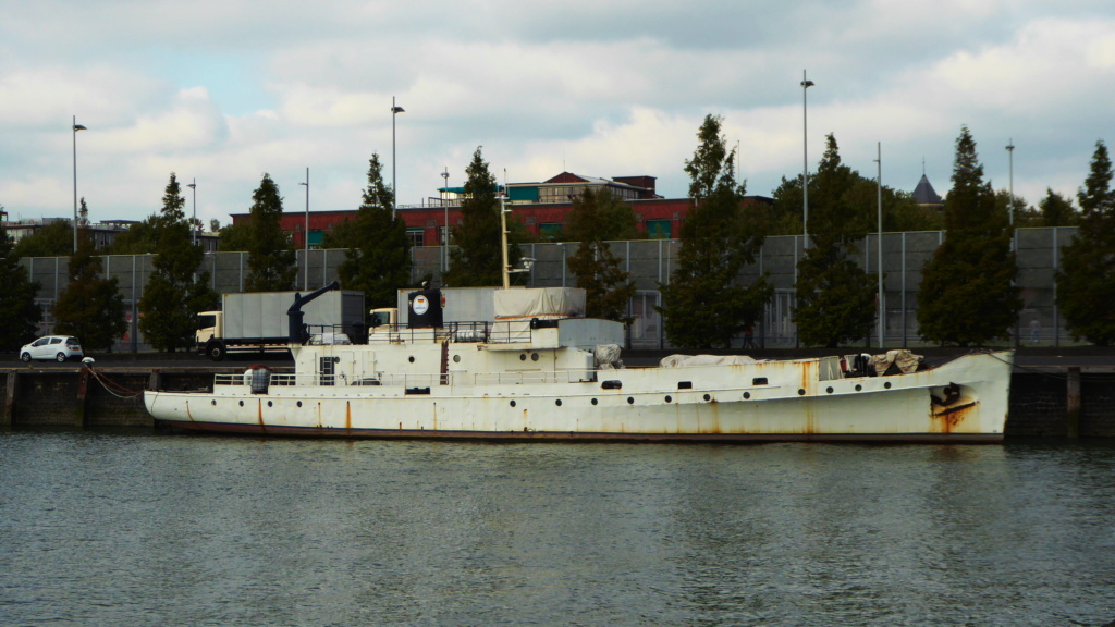 La Marine néerlandaise sauf cuirassés,croiseurs,destroyers  - Page 2 Mercuu11