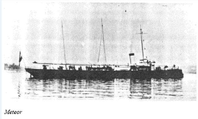 Marine Austro-Hongroise  - Page 2 Meteor10
