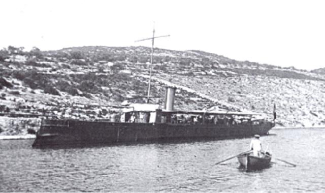 Marine Austro-Hongroise  - Page 2 Meteor11