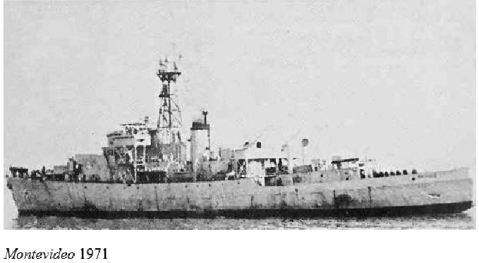 Marine Uruguayenne  Montev10