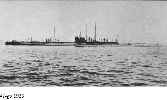 Les sous-marins japonais jusqu'en 1945 N41_1910