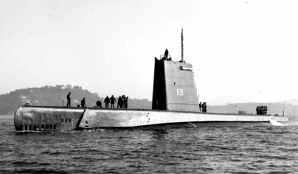 Les sous marins; escorteurs; mouilleurs de mines espagnols.  Narcis11