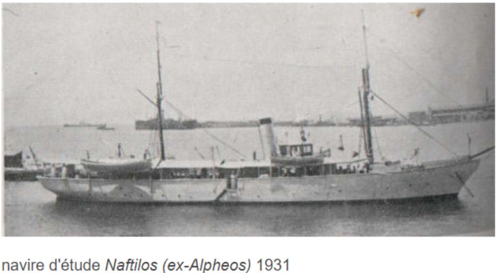 Marine grecque  - Page 3 Nautil10