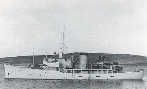 Marine norvégienne  Nordka11