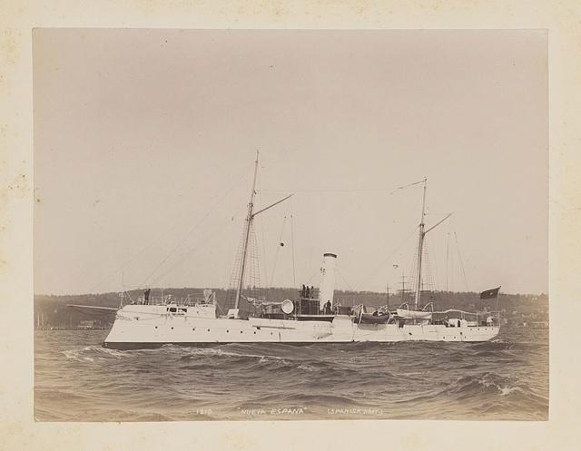 Destroyers; torpilleurs et avisos torpilleurs espagnols Nueva_10