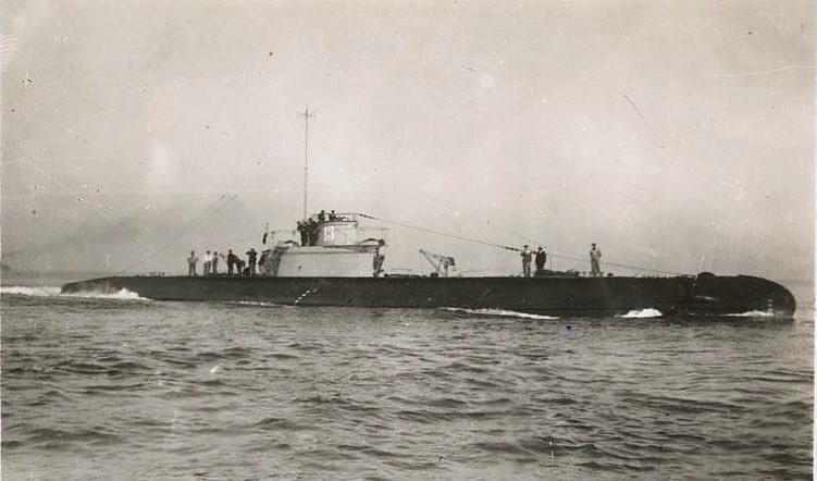 Les sous-marins néerlandais O13_ww10