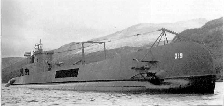 Les sous-marins néerlandais O19_1910