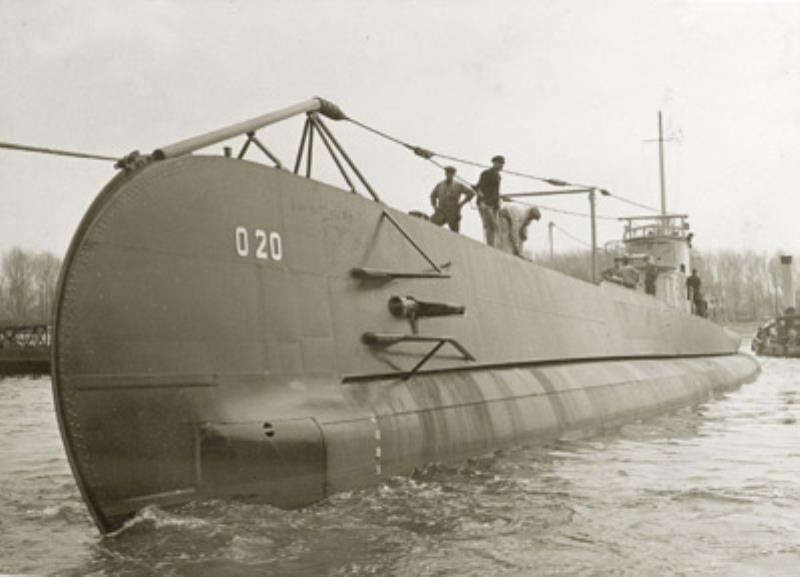 Les sous-marins néerlandais O20_1910